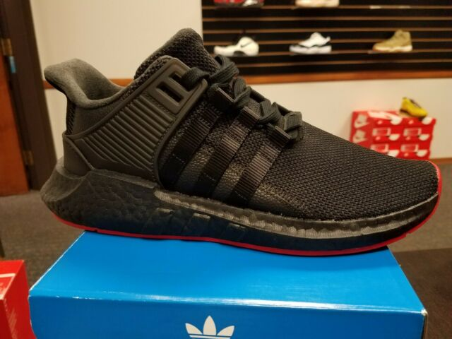 info for 367ac 16ff4 BRAND NEW IN BOX MEN'S ADIDAS ORIGINAL EQT SUPPORT BOOST 93 /17 BLACK CQ2394