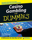 Casino Gambling For Dummies by Kevin Blackwood (Paperback, 2006)