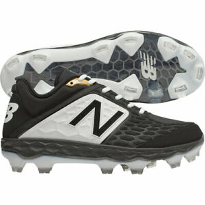 low priced 73fa7 44745 Image is loading New-Balance-Mens-Pl3000v4-Low-Molded-Cleats