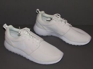 new arrivals f9d7d c38cc Image is loading Nike-Roshe-One-Women-039-s-Shoes-White-