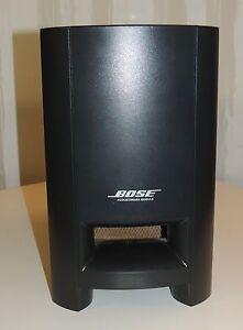 bose ps3 2 1 series ii powered speaker system ps321. Black Bedroom Furniture Sets. Home Design Ideas