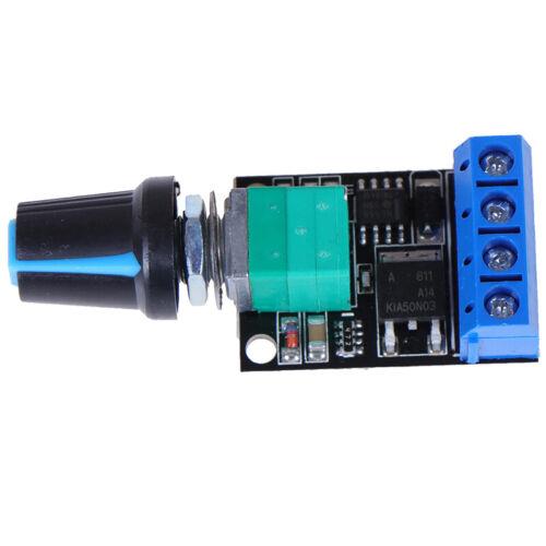 5V-16V 10A PWM DC Motor Speed Controller Regulator LED Dimmer Speed ContPL