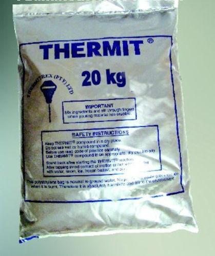 1-5 kg Orginal Thermit,Thermite,,Schweisspulver,cutting and welding,NEU