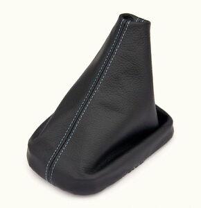 Schaltsack-Schaltmanschette-FADEN-BLAU-passend-fuer-SEAT-TOLEDO-2-Bj-99-06-LEDER