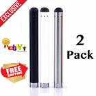 2x Vaporizer-Pen Battery w/ Stylus & USB Charger 510 Thread Vape O Pen Bud Touch
