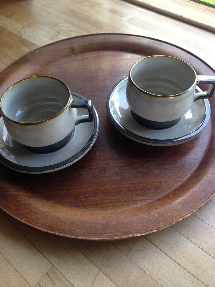 The kop med underkop, Bing & Grøndahl TEMA