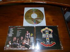 Guns N' Roses / Appetite For Destruction JAPAN MVCG-12 *B