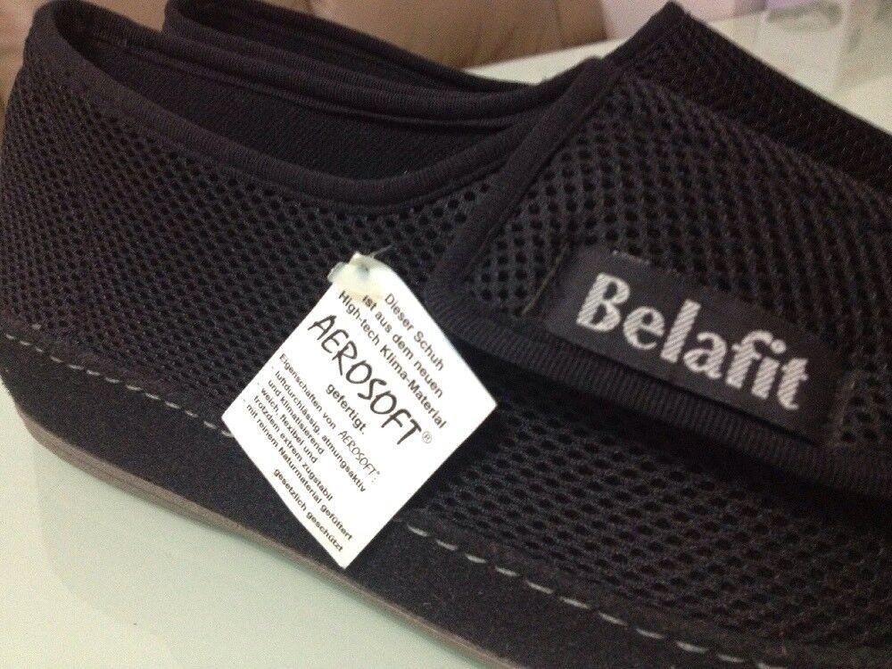 BELAFIT Aerosoft  Diabetiker specialschuhe gr 44.Made in Germany.UVP:199euroSALE