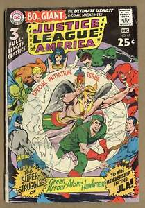 Justice-League-of-America-1st-Series-67-1968-GD-2-5-Low-Grade