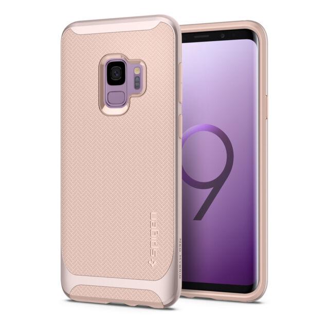 low priced 47446 62e1e Spigen Neo Hybrid Case for Samsung Galaxy S9 - Pale Dogwood
