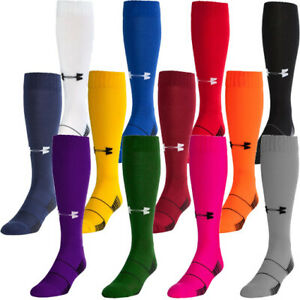 Under-Armour-UA-U457-HeatGear-All-Sport-Knee-High-Socks-Over-The-Calf-Baseball
