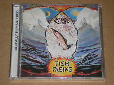STEVE HILLAGE - FISH RISING - CD + BONUS TRACKS SIGILLATO (SEALED)