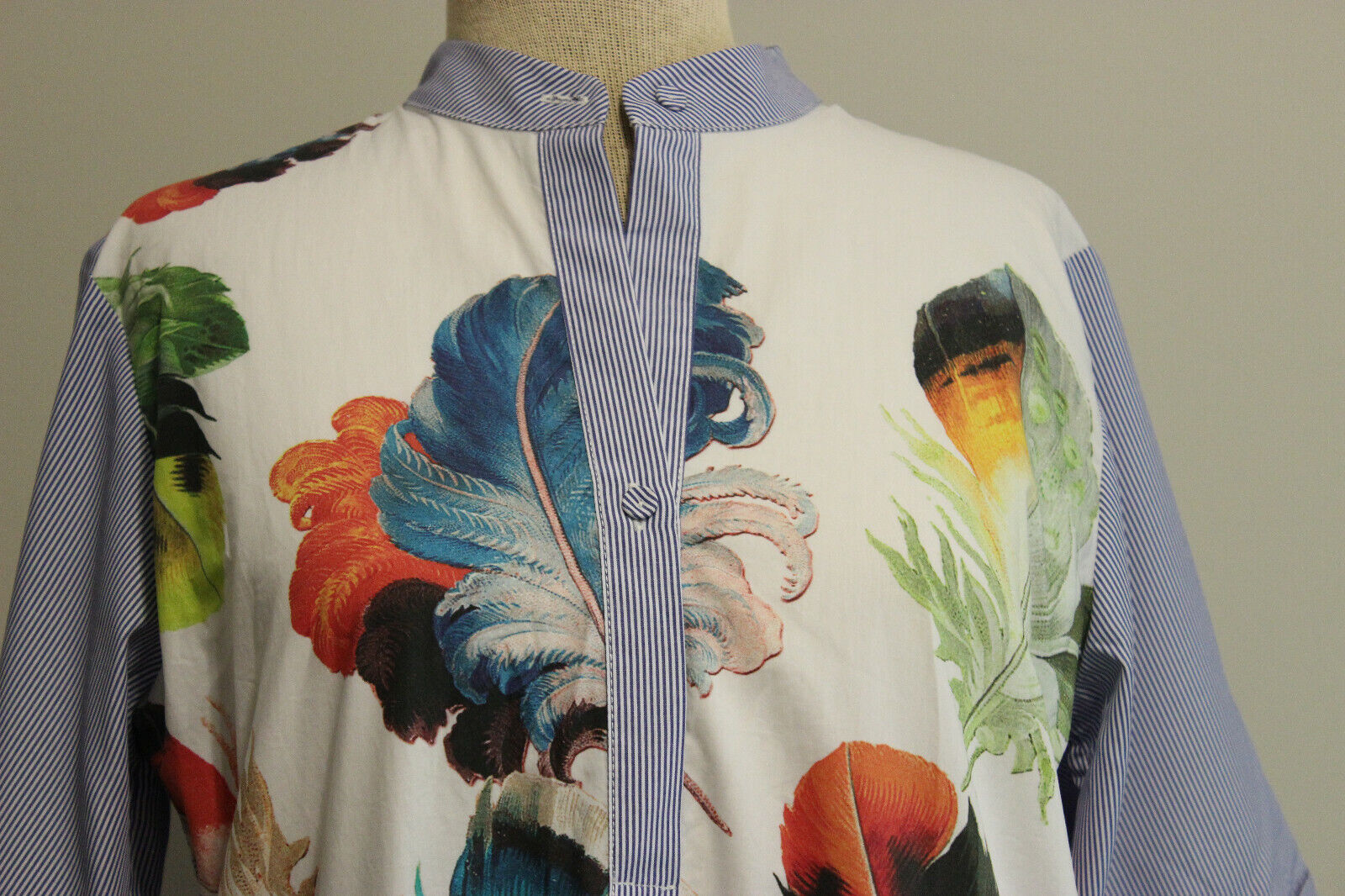 Romance Was Born 100% Cotton Feather Print Wide S… - image 7