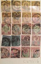 #631 Philatrade Great Britain Postal stamps $800+ used see description
