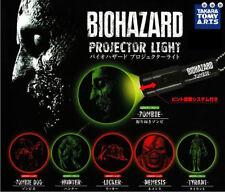 Resident Evil - Projector Torch Light  * offiziel lizenziert Biohazard - 1 Lampe