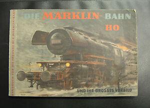 1 / 87ème Ho Handbook: Le chemin de fer de Märklin et son grand modèle - Ref 753/2
