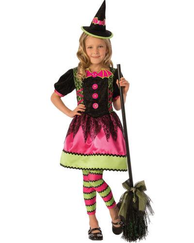 Bright Witch Girls Costume