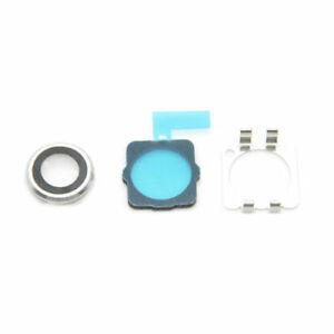 Appareil-Photo-Lentille-Set-Pour-IPHONE-6S-Argent-Verre-Support-Joint-Cadre