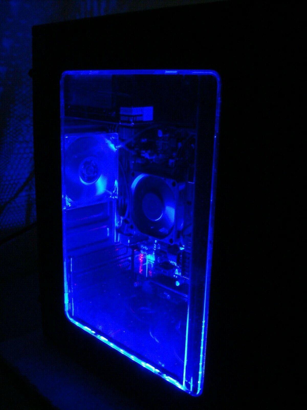 Gaming Desktop PC/ 12-core R7 Graphics 8GB 2133 MHz 120GB SSD 1TB HDD Windows 10