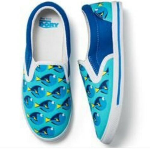 Size 1 DISNEY FINDING DORY Unisex Sneakers-Espadrilles-Boys or Girls
