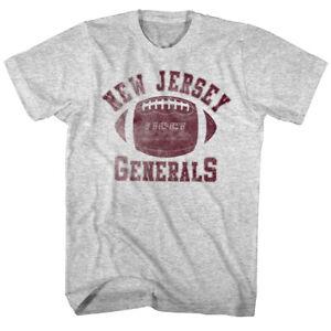 USFL-New-Jersey-Generals-Men-039-s-T-Shirt-Trump-East-Rutherford-American-Football