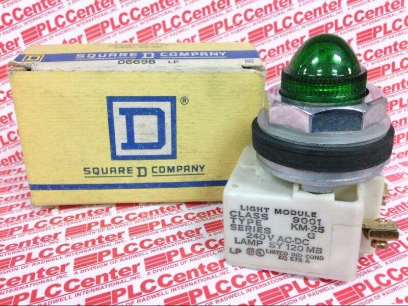SCHNEIDER ELECTRIC 9001KP25G9   9001KP25G9 (NEW NO BOX)