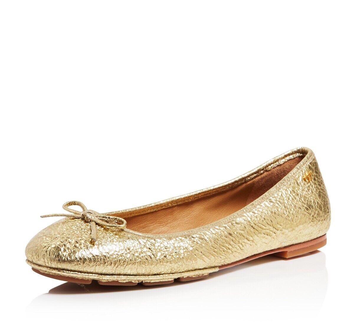 NIB TORY BURCH  198 SPARK or LAILA BALLET DRIVER BALLERINA FLAT chaussures Sz 8