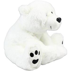 Eisbär Plüschtier Stofftier Kuscheltier bär Polarbär  30 cm