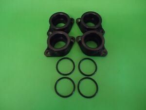 Suzuki-GS750-GS1000-NEW-Carb-Inlet-Rubbers-amp-O-Rings-Manifolds