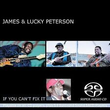 James & Lucky Peterson - If You Can't Fix It SACD Hybrid (used) JSP 788065510022