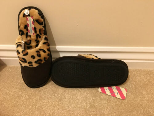REDUCED Ladies Mule Slipper Various Sizes S M L  REDUCED