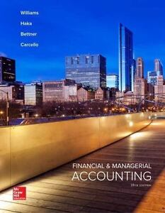 Financial and managerial accounting the basis for business stock photo fandeluxe Image collections