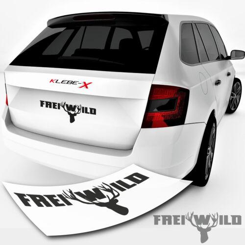 Freiwild Aufkleber Autoaufkleber Freies Wild Single Autotattoo Fun Sticker