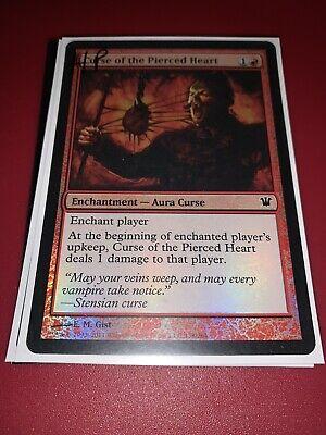4x Curse of the Pierced HeartInnistradMTG Magic Cards