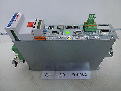 Gutherzig Rexroth Hcs02.1e-w0012-a-03-nnnn Csbh01.2c-pb-ens-nnn-ccd-l1-s-nn-fw Frequenzumrichter (vfd)