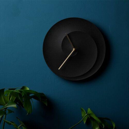 Concrete Clock Mold Bedroom Living Room Wall Hanging Clock Modern Art Mould