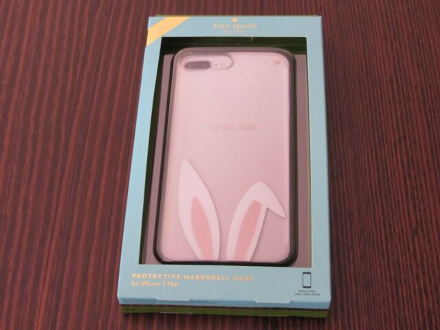 brand new e4cec bb56f Kate Spade New York - I'm All Ears Iphone 7 Plus Case - Hardshell  Protective NEW