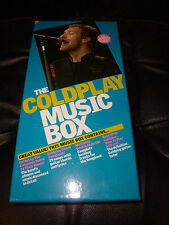 Musicians Learning Complete Guide Tutor The Coldplay Music Box (Songbook/CD/DVD)