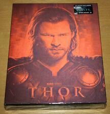 THOR - Blufans Lenticular Full Slip Edition Steelbook Blu-ray 3D+2D / NEU & OVP