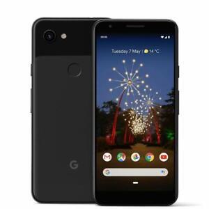 Google-Pixel-3a-64GB-12-2-MP-5-6-034-Smartphone-ohne-Simlock-schwarz-NEU