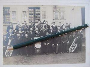 Denzlingen-Musik-Verein-originales-Foto-1921