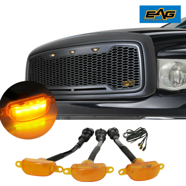Value Grille For Dodge Ram OE Quality Replacement