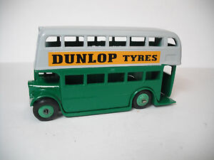 Meccano Ltd DinkyToys #29-C DOUBLE DECK BUS. PRE-WAR RESTORED NEAR MINT!