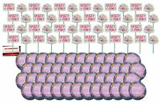 My Little Pony Cupcake Toppers Party Pack for 24 Cupcakes