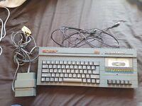 Sinclair ZX 128k Spectrum +2 Vintage Computer Console