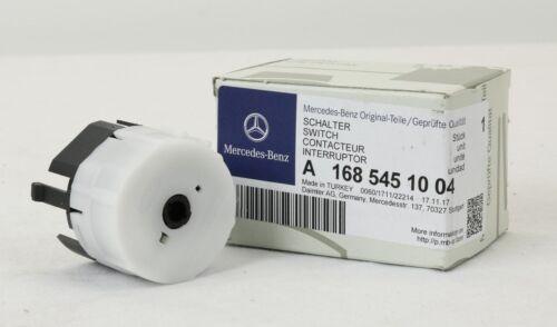 Mercedes zündschalter interruptor zündanlass a-Klasse w168 w414 w163 a1685451004
