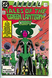Tales-Of-The-Green-Lantern-Corps-Annual-3-DC-1987-NM-Alan-Moore