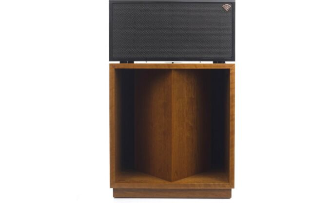 Klipsch Lascala II Main / Stereo Speakers LASCALA Cherry Finish B-Stock Heritage