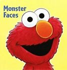 Monster Faces: Sesame Street by Tom Brannon (Board book, 1996)