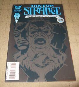 Midnight Sons #60 DR STRANGE (1993) VF Condition Comic - Siege of Darkness #7